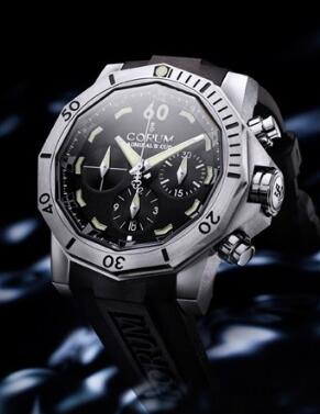 Corum Admirals Cup Seafender 46 Chrono Dive Replica watch 753.451.04/0371 AN22