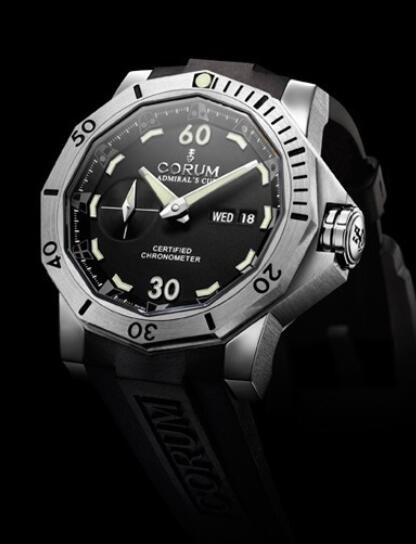 Corum Admirals Cup Seafender 46 Dive Replica watch 947.401.04/0371 AN12