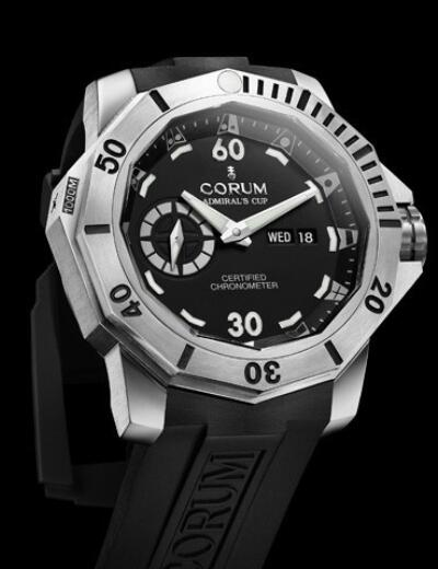 Corum Admirals Cup Seafender 48 Deep Dive Replica watch 947.950.04/0371 AN12