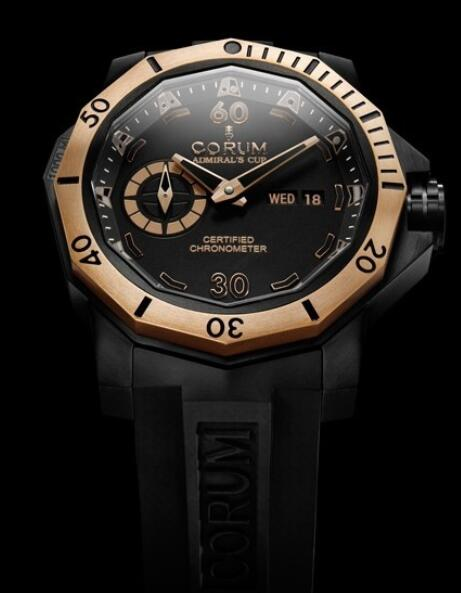 Corum Admirals Cup Seafender 48 Deep Dive Replica watch 947.950.86/0371 AN16