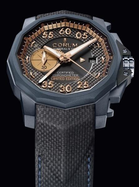 Corum Admirals Cup Seafender 48 Chrono Bol d Or Mirabaud Replica watch 960.101.76/0231 AN15