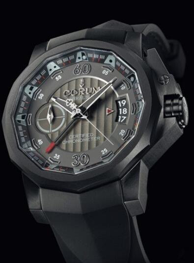 Corum Admirals Cup Seafender 44 Chrono Centro Replica watch 961.101.94/F371 AN12