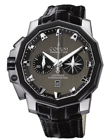 Corum Admirals Cup Seafender Chrono LHS 50 Replica watch 753.231.71/0F81 AN52