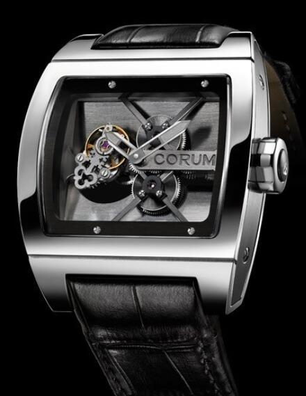 Corum Ti-Bridge Tourbillon Replica watch 022.700.04/0F01 0000