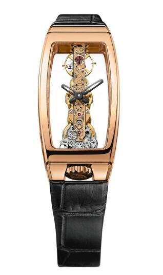 Corum Golden Bridge Miss Replica watch 113.101.55/0001 0000