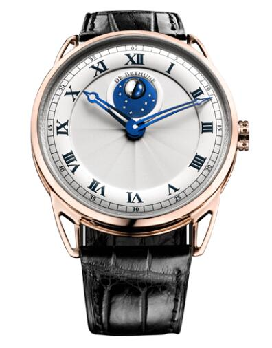 De Bethune DB25 MOON PHASE DB25LRS1V1 Replica Watch