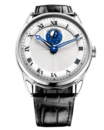 De Bethune DB25 MOON PHASE DB25LWS1V1 Replica Watch