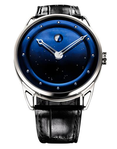 De Bethune DB25 MOON PHASE STARRY SKY DB25LWS3V2 Replica Watch