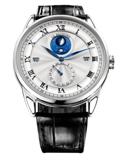 De Bethune DB25 PERPETUAL CALENDAR DB25QPAWS1 Replica Watch