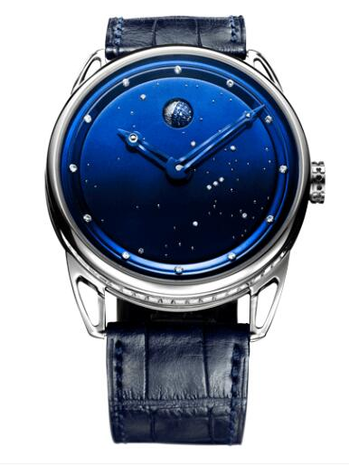 De Bethune DB25 MOON PHASE STARRY SKY DB25SJWS1 Replica Watch