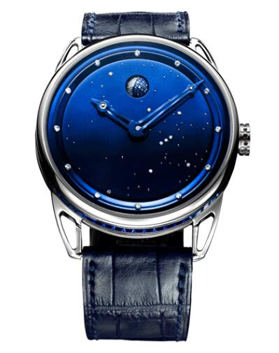 De Bethune DB25 MOON PHASE STARRY SKY DB25SJWS3 Replica Watch