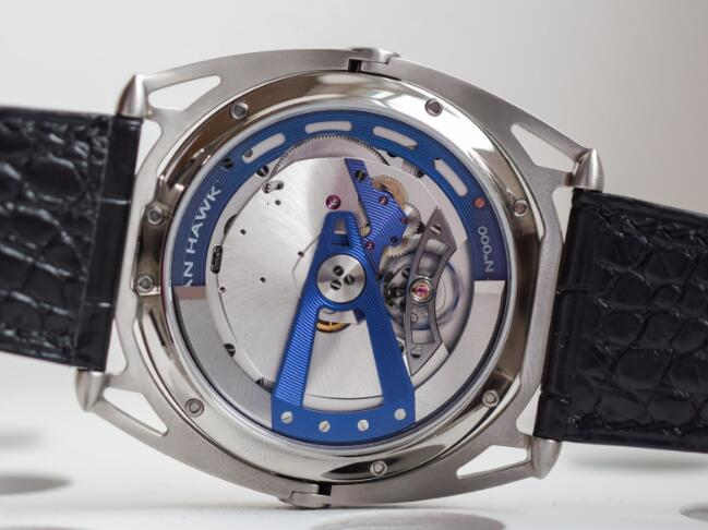 De Bethune DB27 TITAN HAWK V2 DB27TIS1V2 Replica Watch