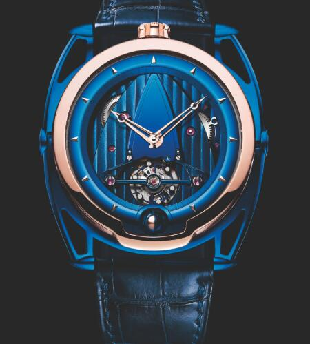 De Bethune DB28 KIND OF GOLD DB28BRUS Replica Watch