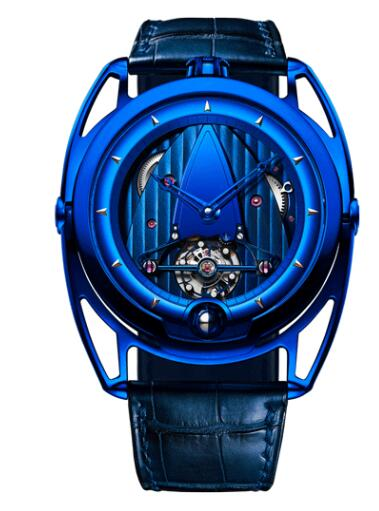 De Bethune DB28 KIND OF BLUE DB28BTIBN Replica Watch