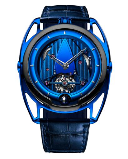 De Bethune DB28 KIND OF BLUE DB28BZBN/S Replica Watch