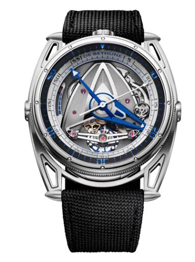 De Bethune DB28 GS GRAND BLEU DB28GSV2AN Replica Watch