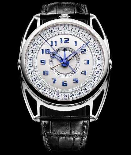 De Bethune DB28 MAXICHRONO DB28MCTN Replica Watch