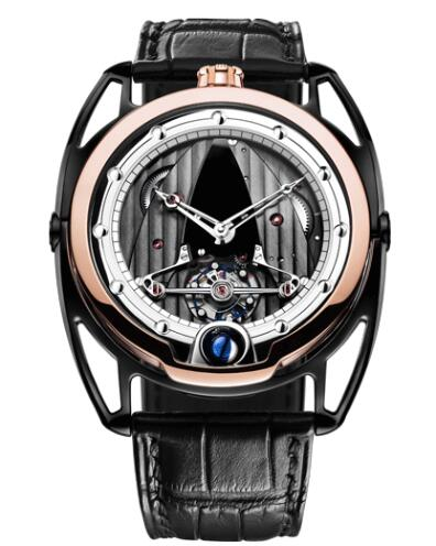 De Bethune DB28 DB28RS8C6ZN Replica Watch