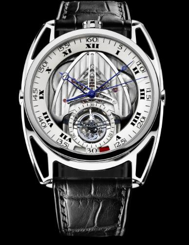 De Bethune DB28 TOURBILLON DEADBEAT SECONDS DB28STTS1PN Replica Watch