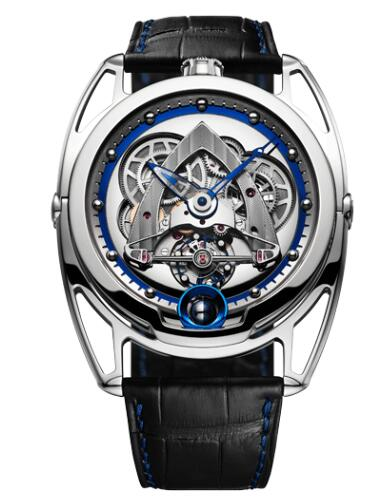 De Bethune DB28 STEEL WHEELS DB28SWTIS1PN Replica Watch