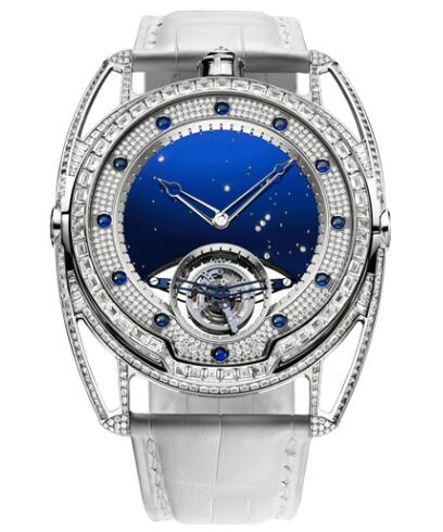 De Bethune DB28 TOURBILLON DB28TJTIN Replica Watch