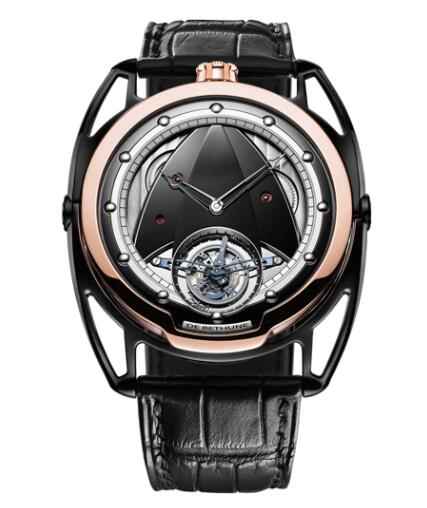 De Bethune DB28 TOURBILLON DB28TRS8ZN Replica Watch