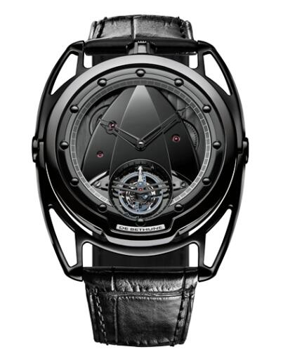 De Bethune DB28 TOURBILLON DB28TZC8N Replica Watch