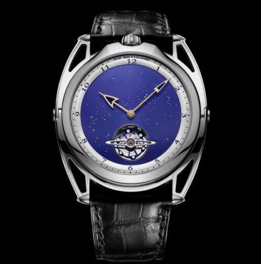 De Bethune DB28XP Starry Sky DB28XPTIS3V2 Replica Watch