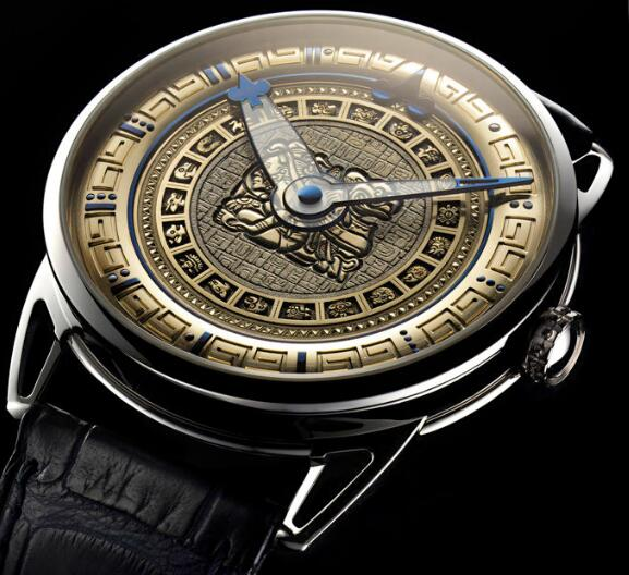 De Bethune DB25 White Gold Replica Watch