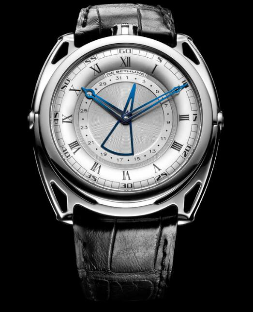 De Bethune DB27 Titan Hawk Titanium Replica Watch