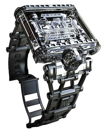 Devon Exoskeleton Replica Watch