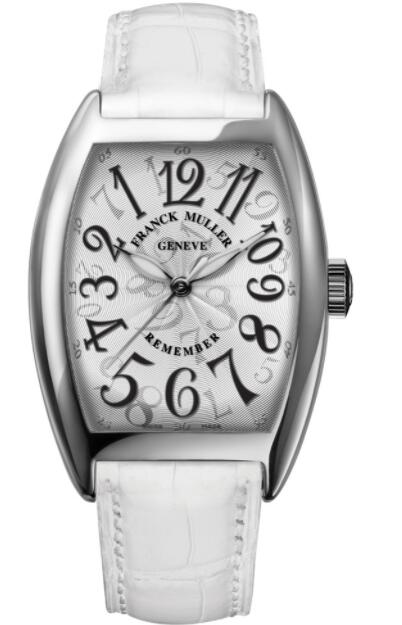 Franck Muller Cintree Curvex Remember 2850 B SC AT REM OG Replica Watch