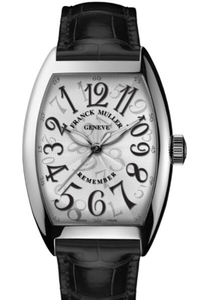 Franck Muller Cintree Curvex Remember 7880 B SC AT REM OG Replica Watch