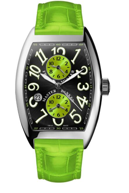 FRANCK MULLER Cintree Curvex Master Banker Asia Exclusive 8880 MB SC DT II VE AC Replica Watch