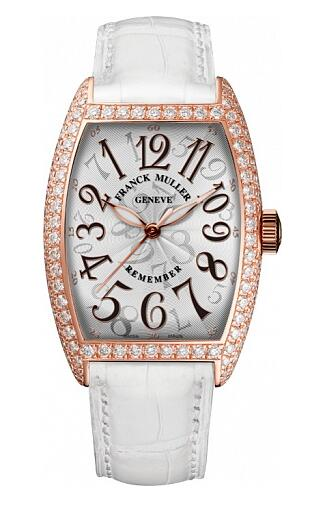 FRANCK MULLER Cintree Curvex Remember 2850 B SC AT REM D Replica Watch