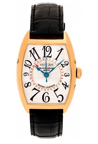 FRANCK MULLER Cintree Curvex Master Calendar 2852 MC Replica Watch