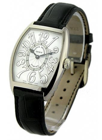 FRANCK MULLER 2852 QZ Cintree Curvex Replica Watch