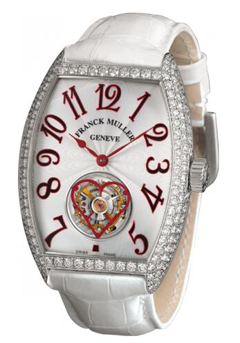 FRANCK MULLER Cintree Curvex Tourbillon 3080 T D Replica Watch