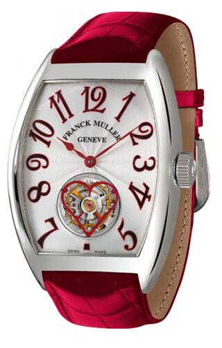 FRANCK MULLER Cintree Curvex Tourbillon 3080 T Replica Watch