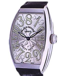 FRANCK MULLER 5850 CH Cintree Curvex Crazy Hours Replica Watch