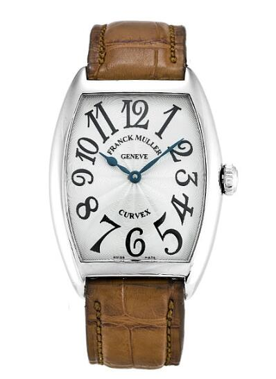 FRANCK MULLER 7502 QZ Cintree Curvex Replica Watch