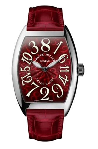 FRANCK MULLER 7851 CH ST RD Cintree Curvex Crazy Hour Replica Watch
