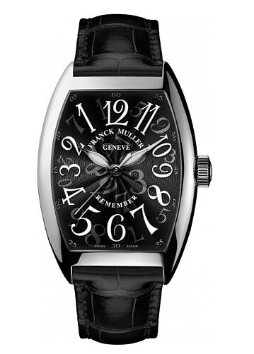 FRANCK MULLER Cintree Curvex Remember 7880 B SC AT REM Replica Watch