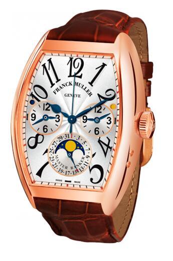 FRANCK MULLER 7880 MB L DT RG Cintree Curvex Master Banker Moon Phase Replica Watch