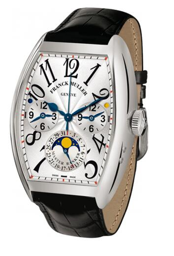 FRANCK MULLER 7880 MD L DT WG Cintree Curvex Master Banker Moon Phase Replica Watch