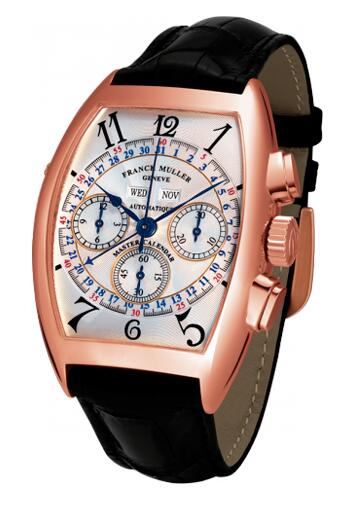 FRANCK MULLER 8880 CC MC AT Cintree Curvex Master Calendar Replica Watch
