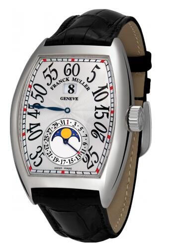 FRANCK MULLER 8880 HS DT L Cintree Curvex Jumping Hour Moon Phase Replica Watch