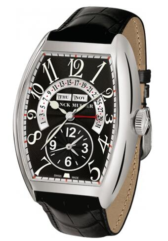 FRANCK MULLER Cintree Curvex Master Calendar Retrograde Date 8880 MC MB Replica Watch