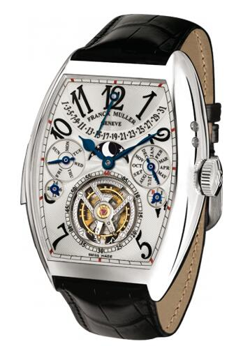 FRANCK MULLER Cintree Curvex Minute Repetition 8880 RM T Replica Watch