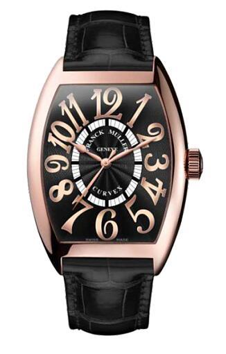 FRANCK MULLER 8880 SC DT RG Cintree Curvex Automatic Replica Watch